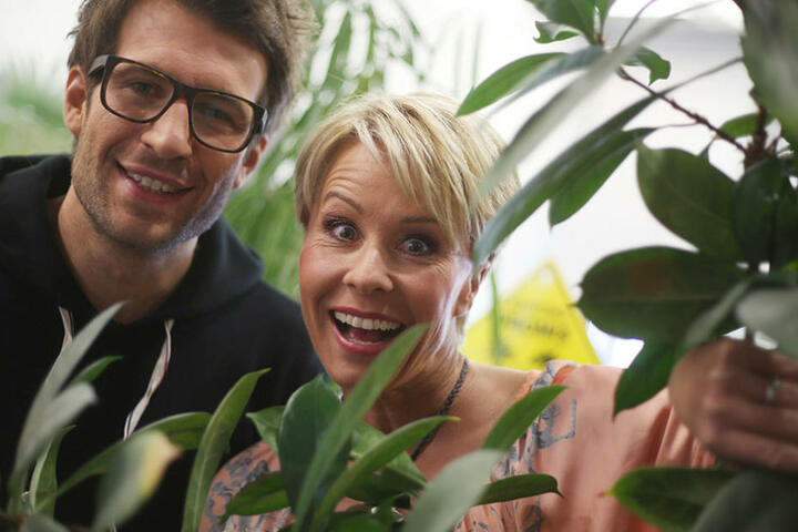 Sorgen mit bissigen Kommentaren für eine extra Portion Unterhaltung: Sonja Zietlow (48) und Daniel Hartwich (38).