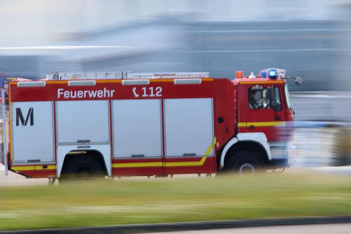 """""""Ab zur Feuerwehr"""" heißt es am Sonntag in Steinheim. (Symbolbild)"""