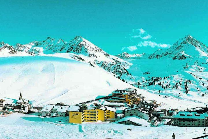 In den Bergen Österreichs ist ein weißes Fest natürlich garantiert.