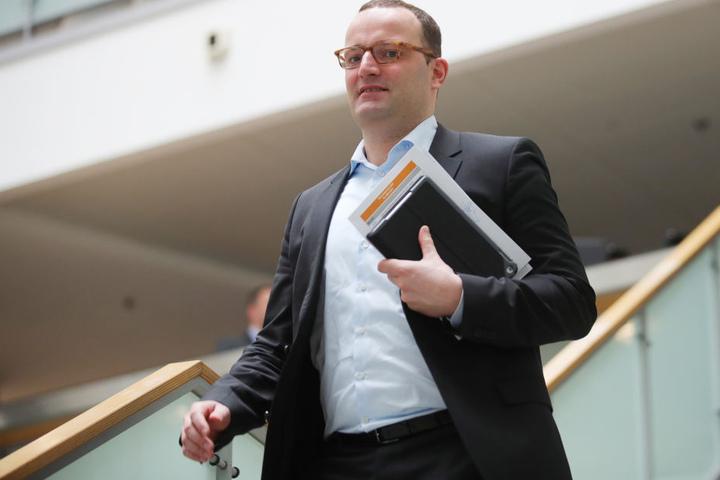 Auch Jens Spahn (CDU)  hat seine Teilnahme zugesagt.
