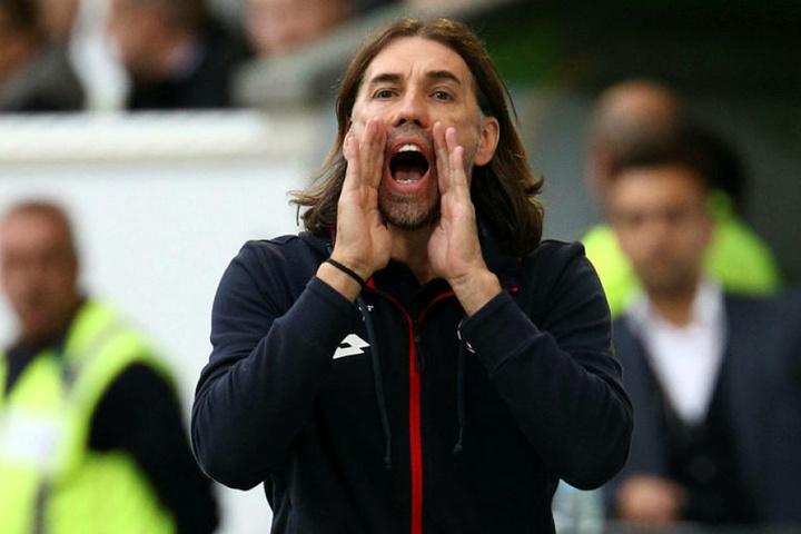 Der Trainer von Mainz Martin Schmidt (49).