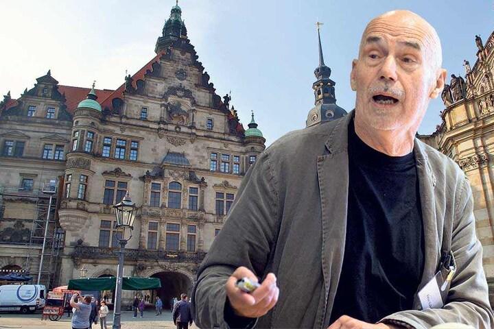 Star-Architekt Peter Kulka (81).