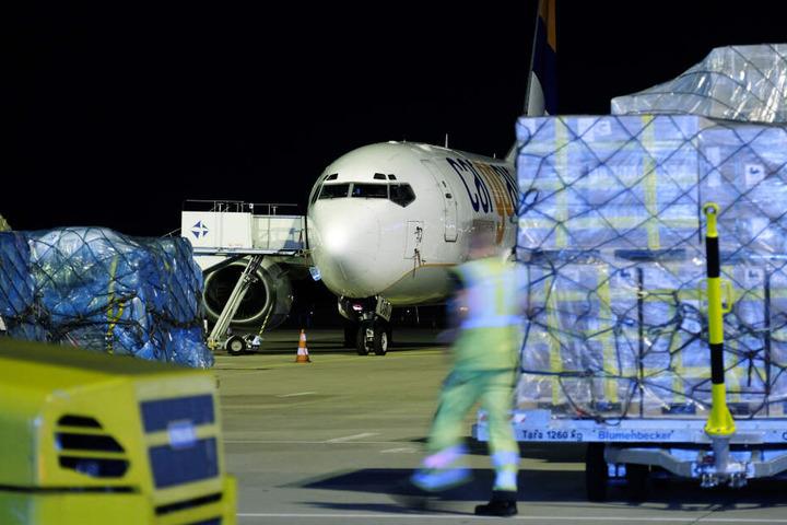 Der Leipziger Airport, zweitgrößter Frachtflughafen Deutschlands und fünftgrößter in Europa, soll weiter wachsen.