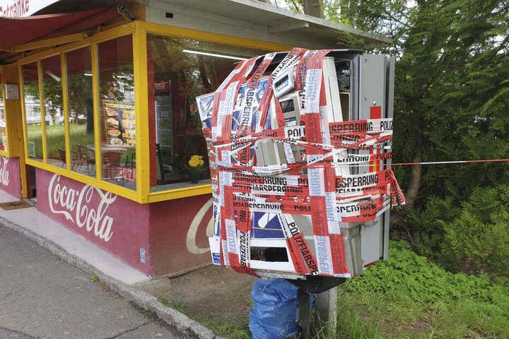Kippenautomat