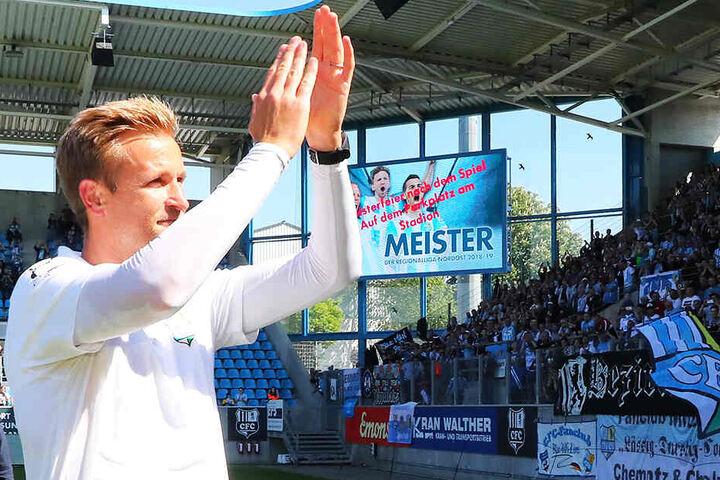 Die Erfolge des CFC mit Aufstieg und Pokalsieg rückten für David Bergner zu sehr in den Hintergrund. Die negativen Schlagzeilen rund um den Verein dominieren seit Monaten die Medien.