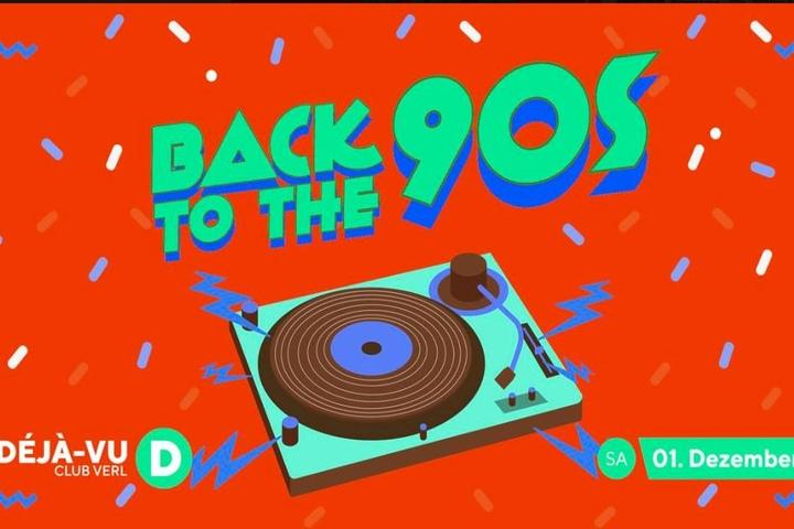 Zu den Hits der 90er könnt Ihr am Samstag in Verl abzappeln.