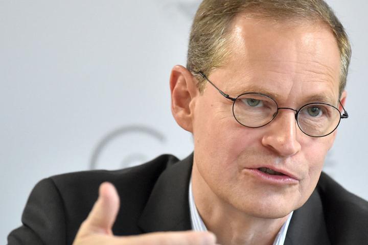 Michael Müller will ein Pilotprojekt in Berlin zum solidarischen Grundeinkommen durchführen.