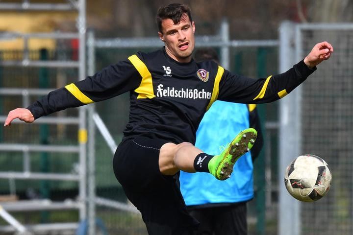 Gibt immer 100 Prozent: Der ehemalige VfB-Stuttgart-Spieler Philip Heise.