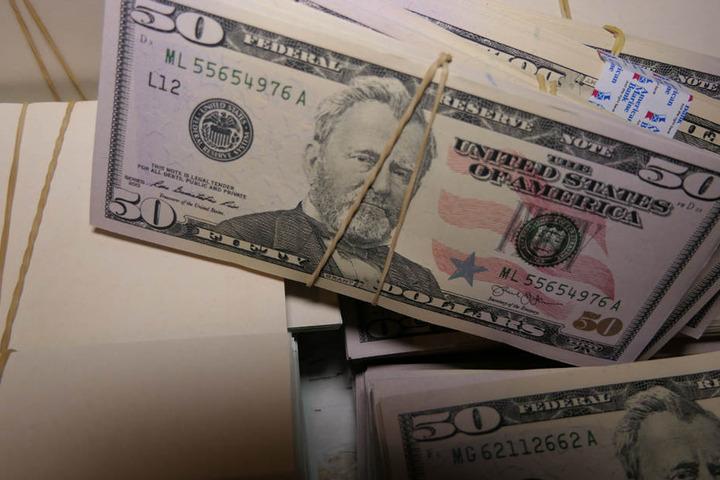 Dabei wurden nicht nur deutsche Banknoten produziert.