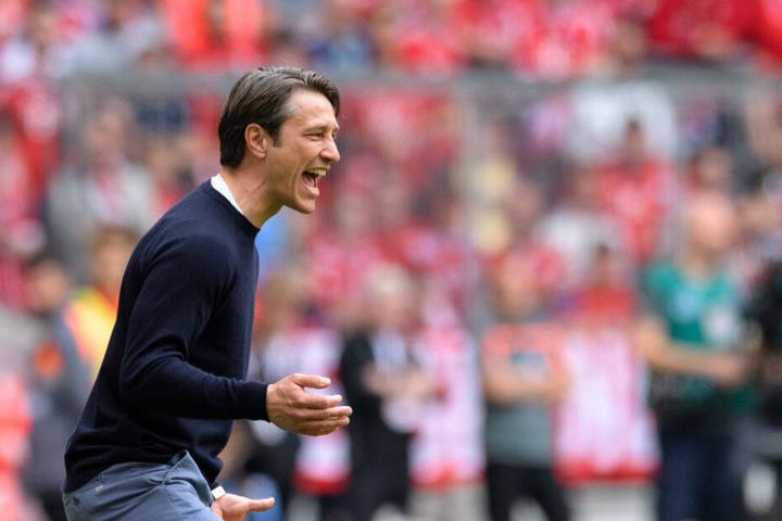 Niko Kovac holte in einer schwierigen Saison den Meistertitel mit dem FC Bayern.