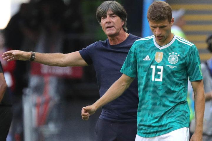 Bei der WM in Russland konnte Thomas Müller nicht an frühere Leistungen anknüpfen. (Archivbild)