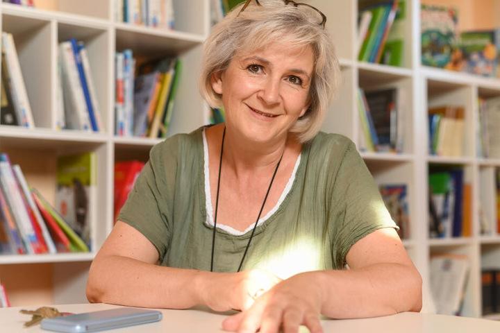 Frisch im Amt: Manuela Oestreicher (52) ist seit diesem Jahr Schulleiterin der Grundschule.