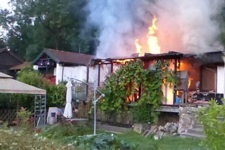 Mehrere Brände werden den beiden jungen Männern zur Last gelegt.