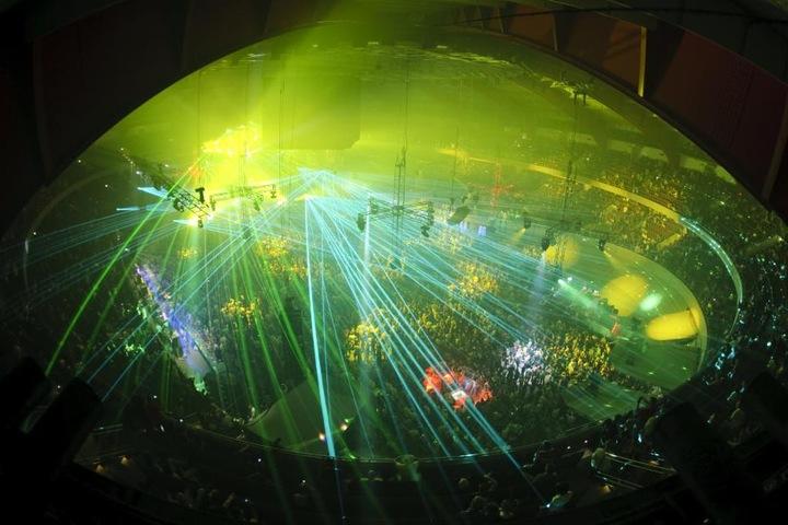 Zu elektronischer Musik könnt Ihr am Samstagabend im Blue Mojo in Lübbecke tanzen. (Symbolbild)