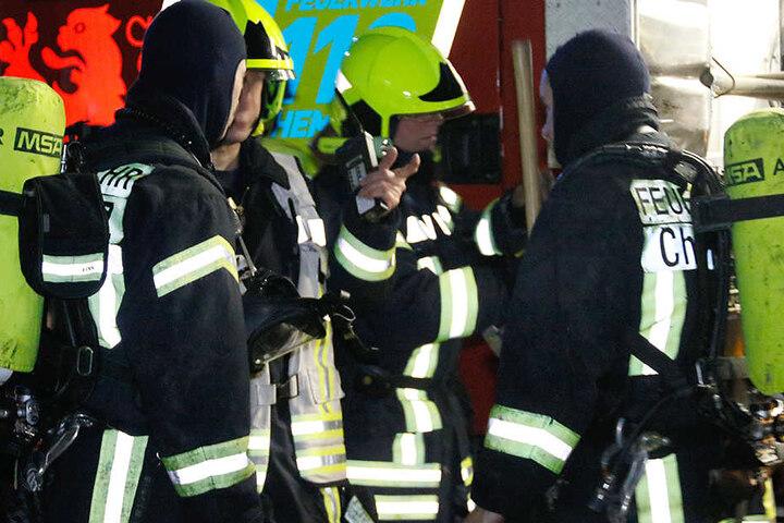 Bei der Feuerwehr arbeiten derzeit 310 Kameraden, 350 sollen es in Zukunft sein.