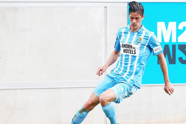 Künftig spielt der Mittelfeldspieler für Drittligist Würzburger Kickers.