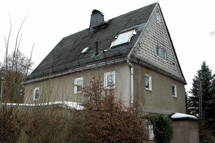 Das Feuer war in diesem Haus in der Lichtenauer Straße ausgebrochen.