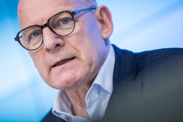 Verkehrsminister Winfried Hermann findet auch klare Worte zum Fahrverbot.