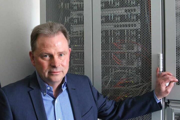 GKDZ-Chefplaner Ulf Lehmann (57).