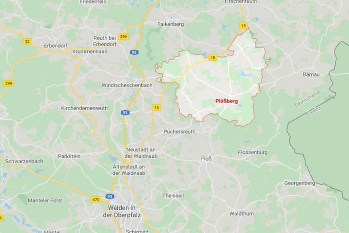 In Plößberg in Bayern ist es an Heiligabend zu einem kuriosen Zwischenfall gekommen.