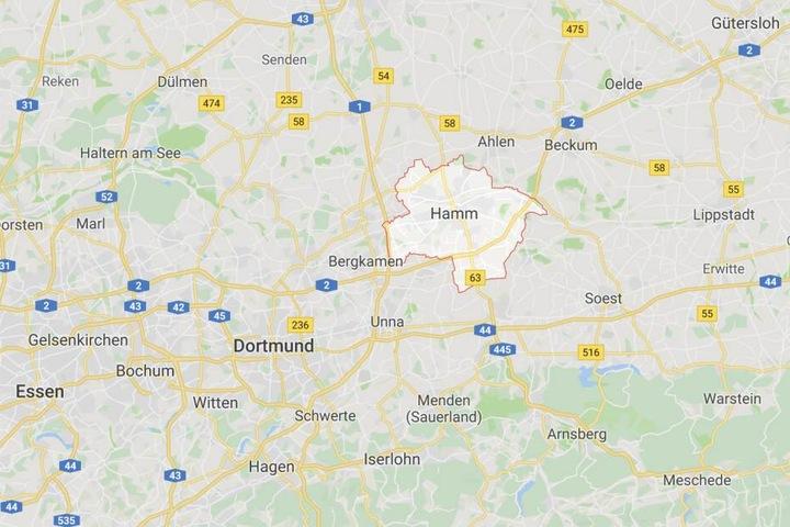 In Hamm in Nordrhein-Westfalen ist es am Freitag zu einem erschreckenden Zwischenfall gekommen.