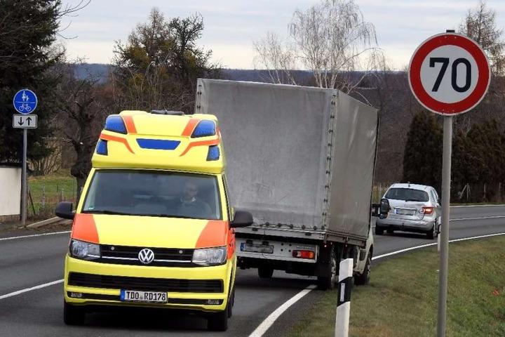 Nur eine Stunde nach dem ersten Unfall hat es erneut bei Mutzschen gekracht.
