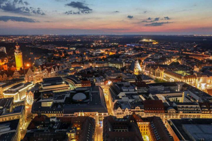 Steht Berlin fast in nichts nach: In der Nacht wird Leipzig zur Partystadt.