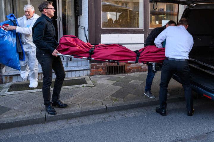 Im Zusammenhang mit dem Passauer Armbrust-Fall hatten Ermittler auch zwei Leichen in Niedersachsen gefunden.