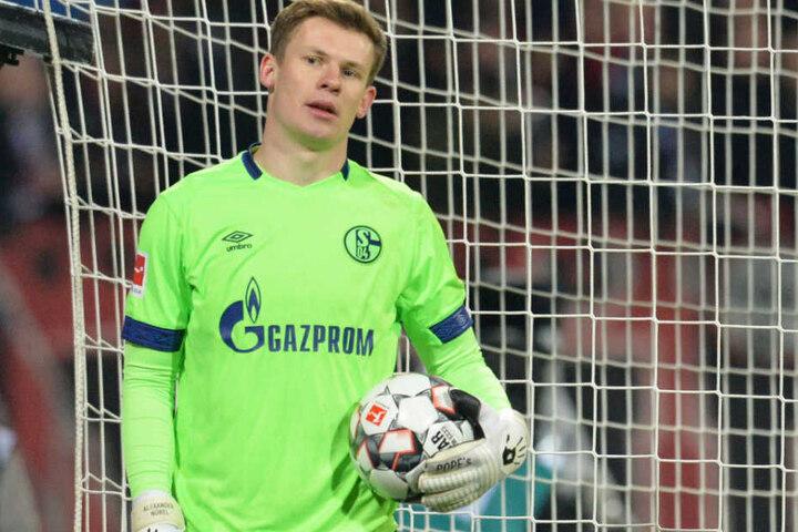 Alexander Nübel von Schalke 04 soll ein möglicher Kandidat für eine Nachfolge von Manuel Neuer sein.
