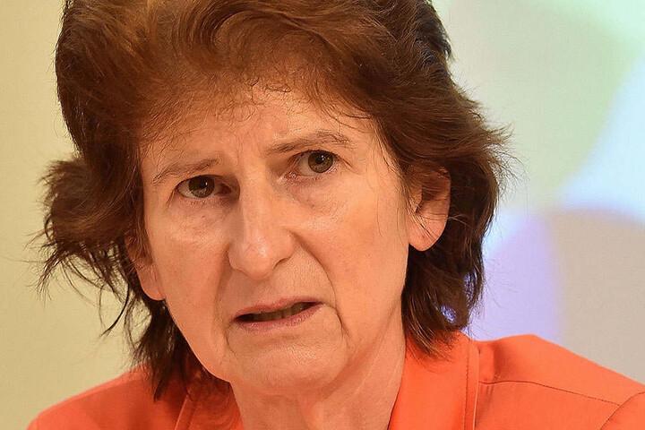Wissenschaftsministerin Eva-Maria Stange (59, SPD)