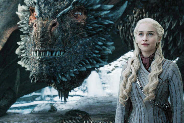 Daenerys Targaryen (Emilia Clarke) hat trotz ihres Drachen in der neuen Episode nur wenig zu lachen.