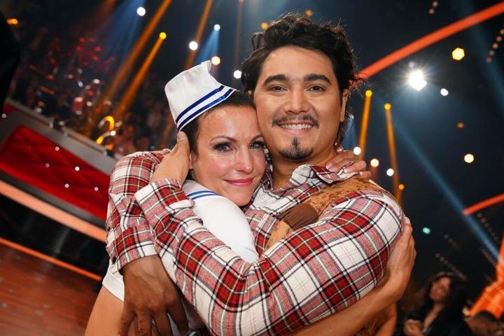 Für Sabrina Mockenhaupt und Erich Klann war es der letzte Tanz.