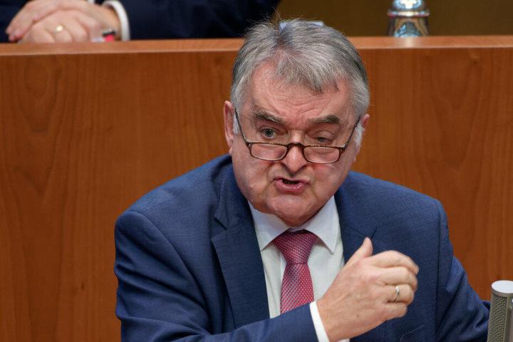 NRW-Innenminister Herbert Reul hat klare Vorstellungen.