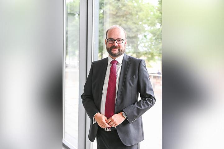 Kultusminister Christian Piwarz (44, CDU).