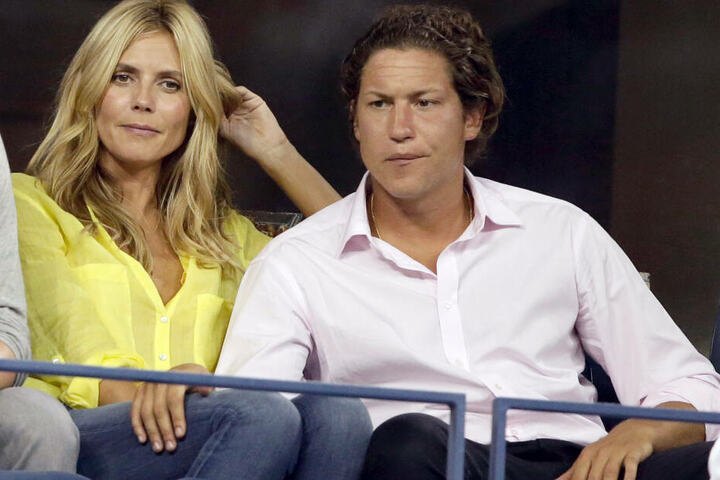 Heidi Klum mit Ex-Freund Vito Schnabel (Archivbild).