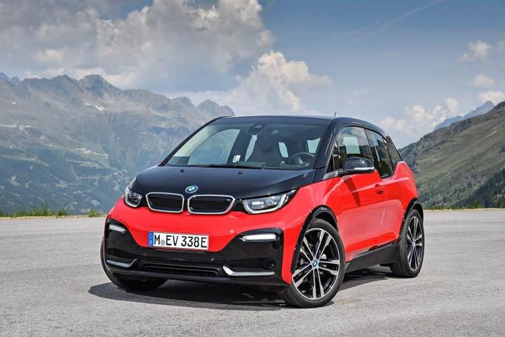 Aus Leipzig in die Welt: Die zweite Reihe des BMW i3.