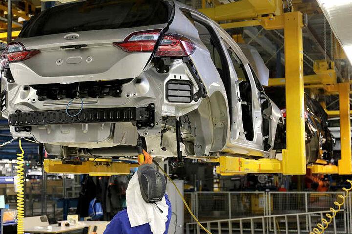 Ford beschäftigt in Köln rund 18.000 Menschen.