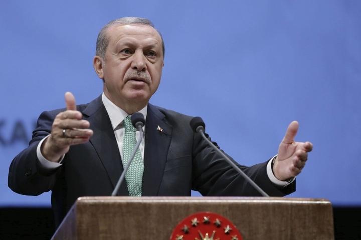 Der türkische Präsident Erdogan (62) ist empört über den jüngsten EU-Ratsbeschluss.