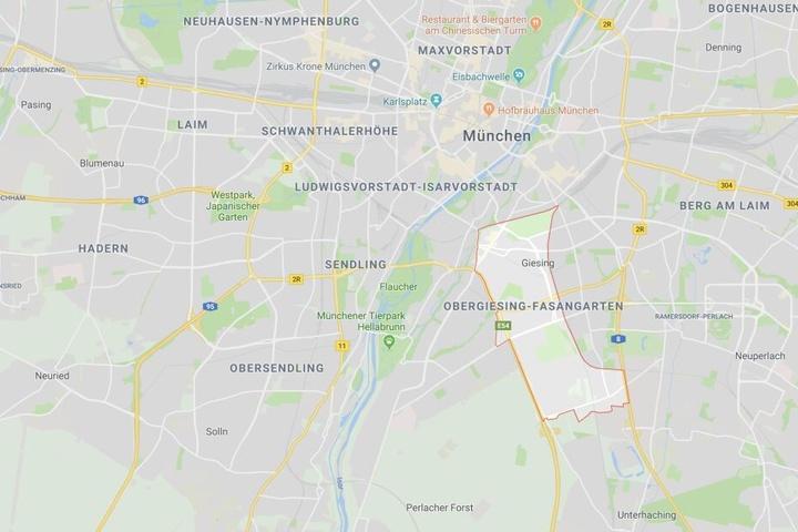In der bayerischen Landeshauptstadt München wurde ein Mädchen vergewaltigt.