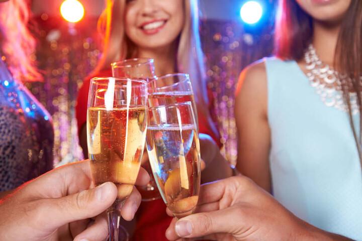 Wenn ins Neue Jahr feiern, dann aber bitte mit Stil.