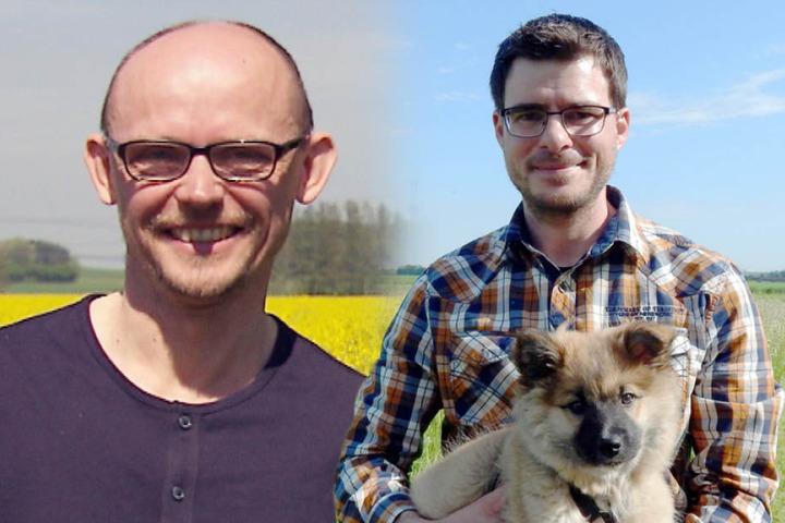 Der gläubige Imker Andreas und der bayerische Bio-Bauer Anton.