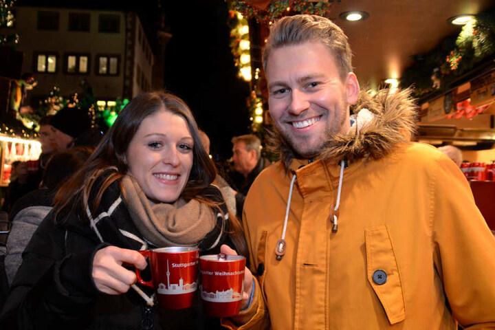 Weihnachtsmarkt, das bedeutet für die Besucher auch wieder 25 Tage lang Glühwein-Genuss.