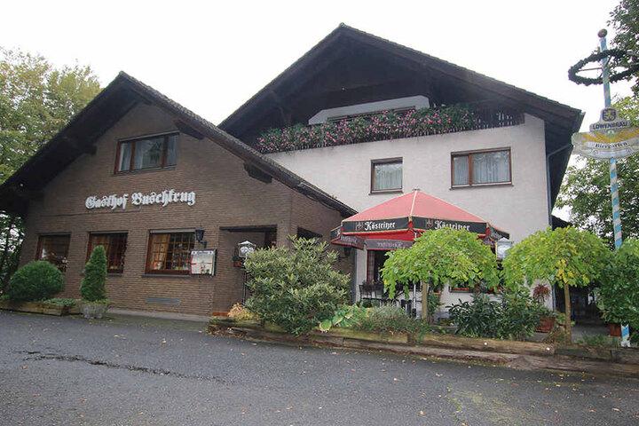 """Das Restaurant des Gasthofes """"Buschkrug"""" schließt zum Ende des Jahres."""