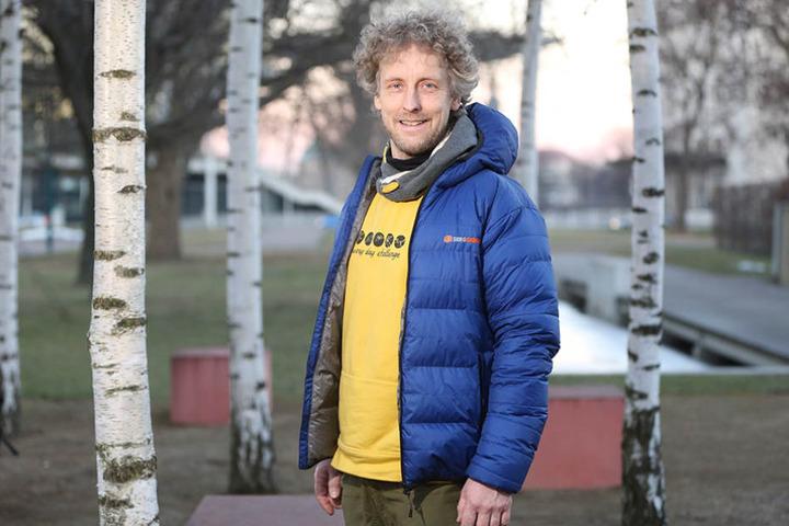 Sorgt sich um die Zukunft der BRN: Stadtrat Torsten Schulze (Grüne).