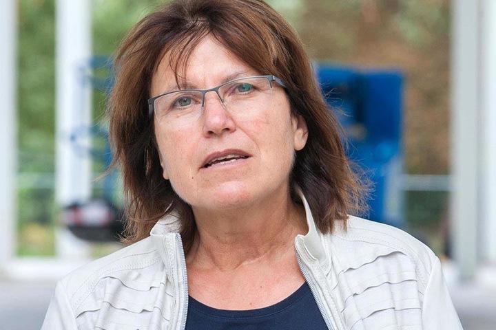 Oberbürgermeisterin Pia Findeiß (61, SPD) würde die Einrichtung einer Synagoge in Zwickau unterstützen.