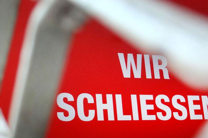 Einige der über 150 Oebel-Filialen in NRW wurden bereits geschlossen (Symbolbild).