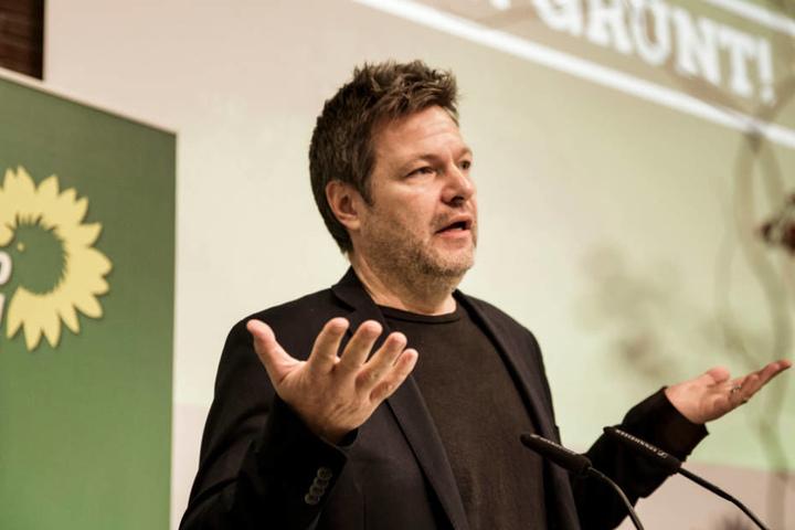 Auch Grünen-Politiker und Autor Robert Habeck kommt zur Lit.Cologne nach Köln.