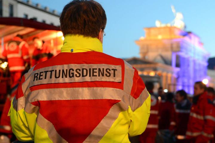Dem Mann konnte auch von den Rettungskräften nicht mehr geholfen werden. (Symbolbild)