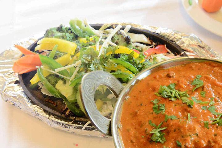 Die Speisekarte bleibt gleich. Zahlreiche indische Gerichte verführen die Gaumen der Gäste.