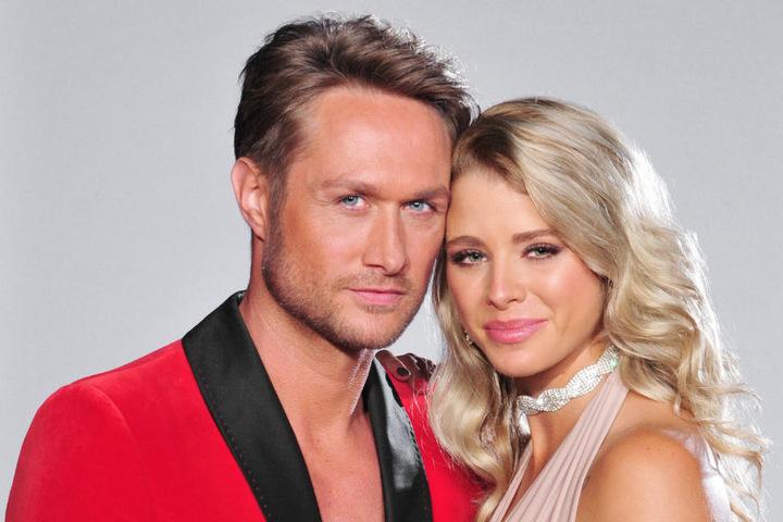 """Ab Mittwochabend sind Nico und Saskia als Paar im """"Sommerhaus der Stars"""" zu sehen."""